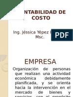 CONTABILIDAD DE COSTOS-PRINCIPIO