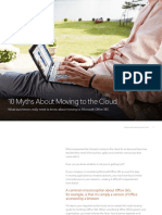 En in 10 Myths About Moving to the Cloud eBook