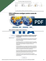 FIFA Endurece Castigos Contra Casos de Racismo