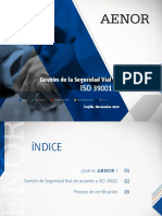 Evaluacion de La Conformidad ISO 39001 AENOR
