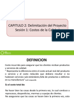 Fase Definir - LSSBB 2