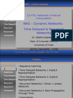 NEURAL Dynamic Networks.ppt