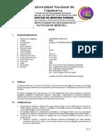 ANATOMIA 2015 - II MEDICINA - SILABO.doc