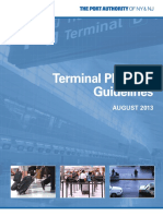 Panynj Terminal Planning Guidelines
