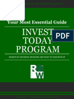 Invest Today Program
