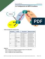 6.2.3.8 Lab - Configuring Multiarea OSPFv2 (1).pdf