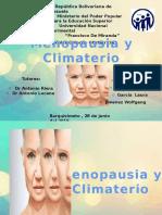 Seminario Menopausia y Climaterio