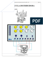 Teste Valvula Distribuidora Wabco