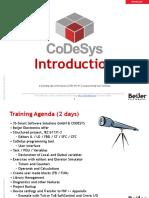 CoDeSys Intro
