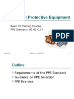 4 PPE Selection Final