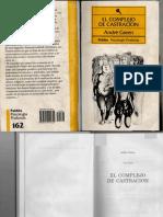 Andre Green - El Complejo de Castracion.pdf