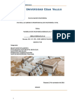 333755928 Informe de Modelos Hidraulicos Trabajo