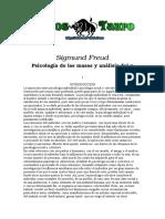 Freud, Sigmund - Psicologia de las masas y analisis del Yo.doc