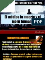 Ppt Bioetica y El Morir Humano 2015