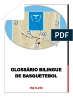 Glossario Bilingue Basquetebol Rui Alves