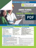 VIKAAS (JA) Course Planner 2015