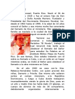 Biografia de Luis m Ortiz
