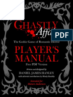 Ghastly Affair Players Manual Free PDF