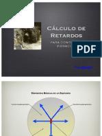 CálculodeRetardosparacontroldevibracion
