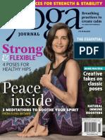 Yoga Journal USA October 2016 Vk Com Stopthepress