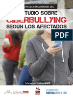 Principales Conclusiones_estudio Ciberbullying