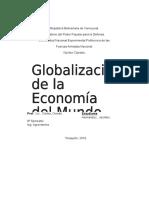 Ensayo Globalizacion