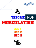theorie musculation