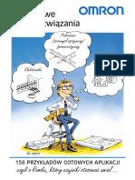 PLC OMRON - 158 przykładów gotowych rozwiązań - pomysłowe rozwiązania.pdf