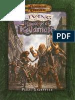 D&D 3.0 - Kingdoms of Kalamar - Pekal Gazetteer