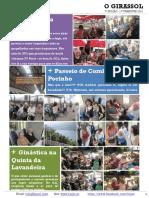 2016-3T Jornal Do Lar - #7 O Girassol