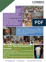 2016-4T Jornal Do Lar - #8 O Girassol