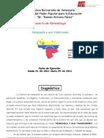 PA Venezuela y Sus Tradiciones