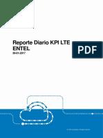 Lte Kpi Report