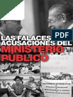 Genocidioguatemalteco Falaces Acusaciones Ministerio Publico