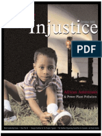 Air of Injustice African Americans and Power Plant Pollution