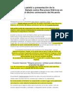 Ollanta; Nueva Politica Hidrica Inclusion Social