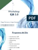 Workshop EJB3 - Dia 1