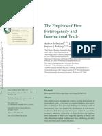 Bernard-etal-12a Empirics Heterogenous Firms