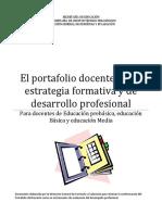 El portafolio docente.pdf