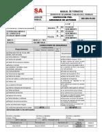 Sbv Siho Pa 019. Inspeccion Pre Arranque de Autobus