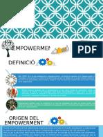 Diapositivas Empowerment (Lista)