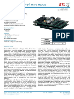 StepNet Micro Module
