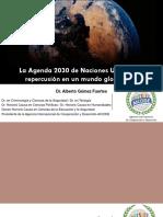 Desarrollo Sostenible - Gomez