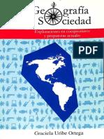 Geografía y Sociedad