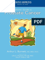 Johns Hopkins Medicine Patients Guide to Prostate Cancer