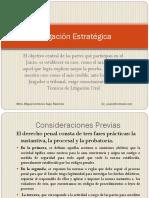 Litigacion Estrategica y Teoria Del Caso Codigo Nacional Junio 2014