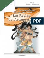25 Las Reglas Del Arcano Azf Web