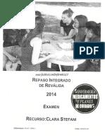 Repaso Integrado de Revalida Clara Stefani