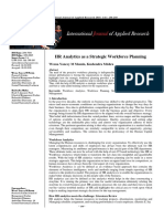 HR Analytics as a Strategic Workforce Planning.Yancey(2015).pdf