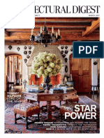 Architectural Digest USA 2017 03